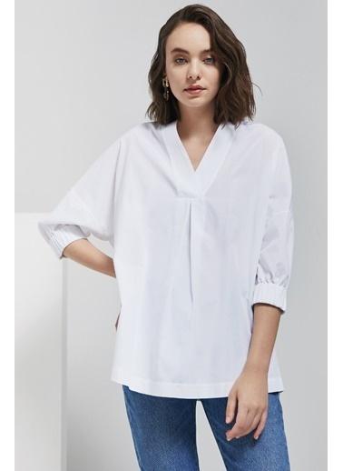 Perspective Gömlek Beyaz